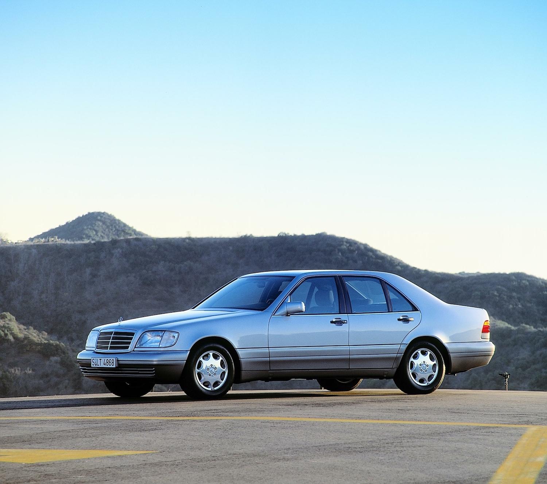 1994 Mercedes-Benz S 280