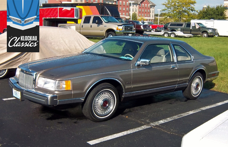 The 1986 Mark VII Bill Blass brought the future to the country club