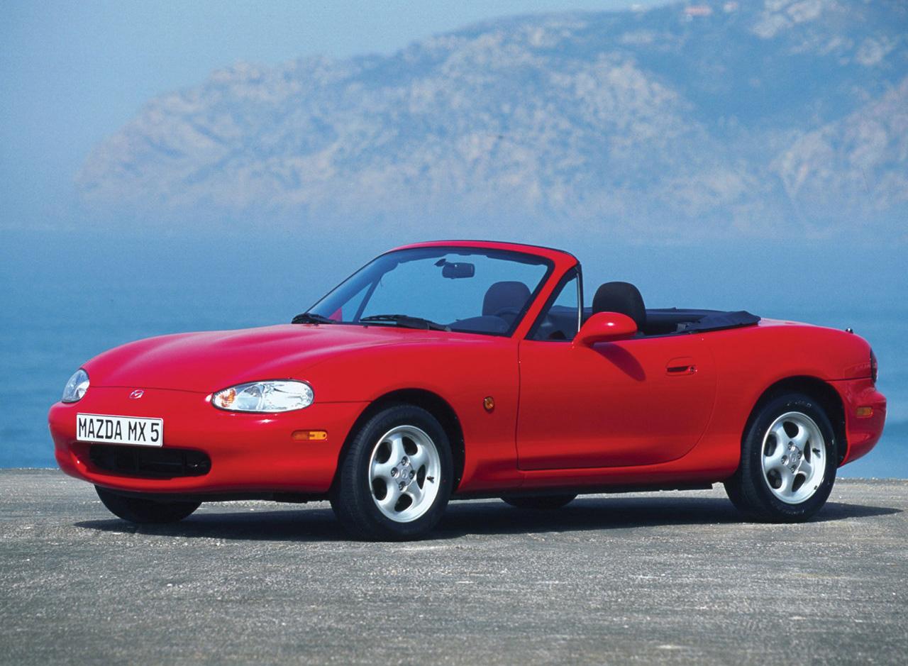 1998 Mazda Miata MX-5
