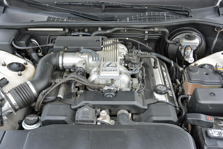 1989 Lexus LS 400