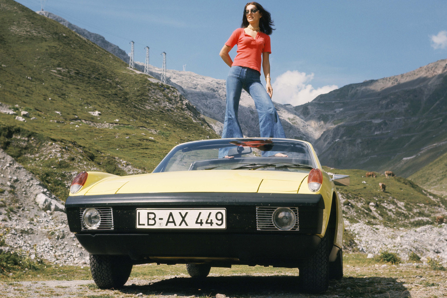 After 50 years, the Porsche 914 will only get better