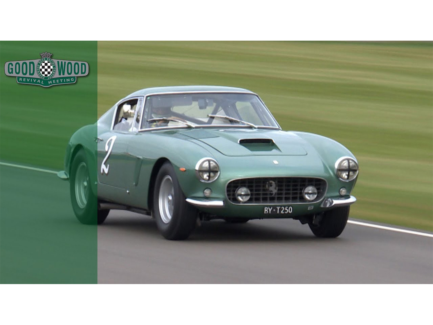 True speed in a classic car is seriously hard work thumbnail