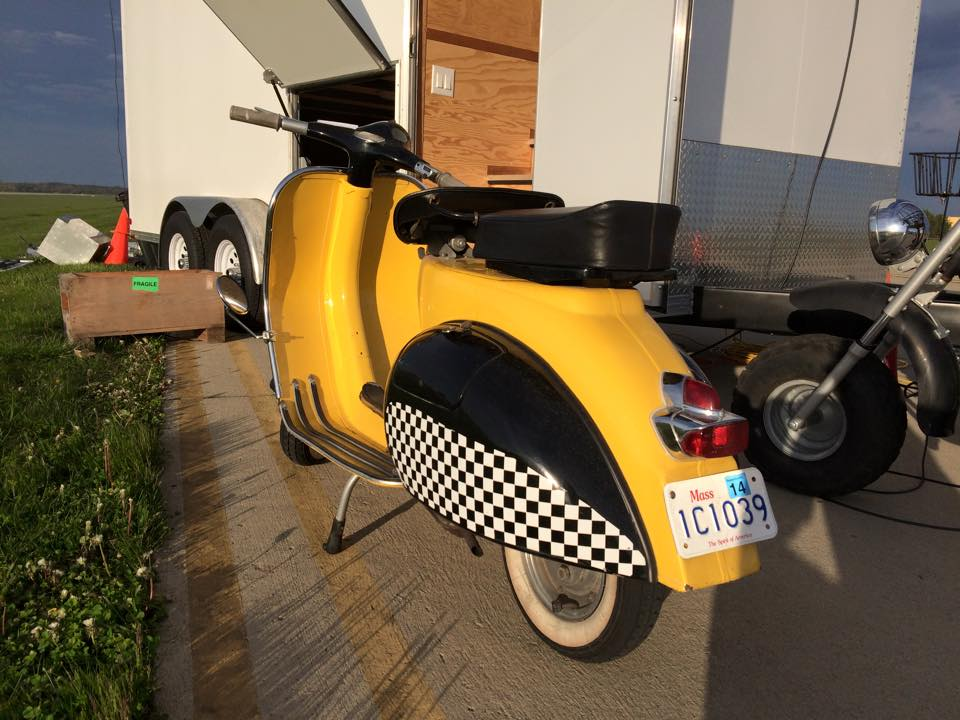 1965 Allstate Scooter