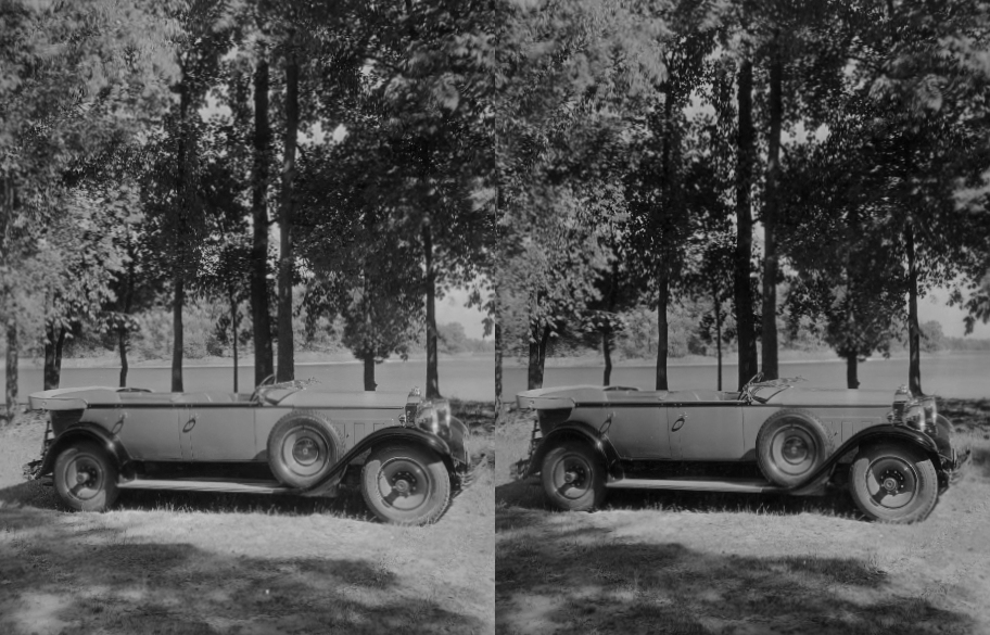 Packard View master slide