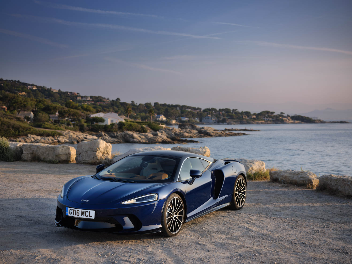 The GT is the cushiest McLaren yet, but is it really a cross-country champ?
