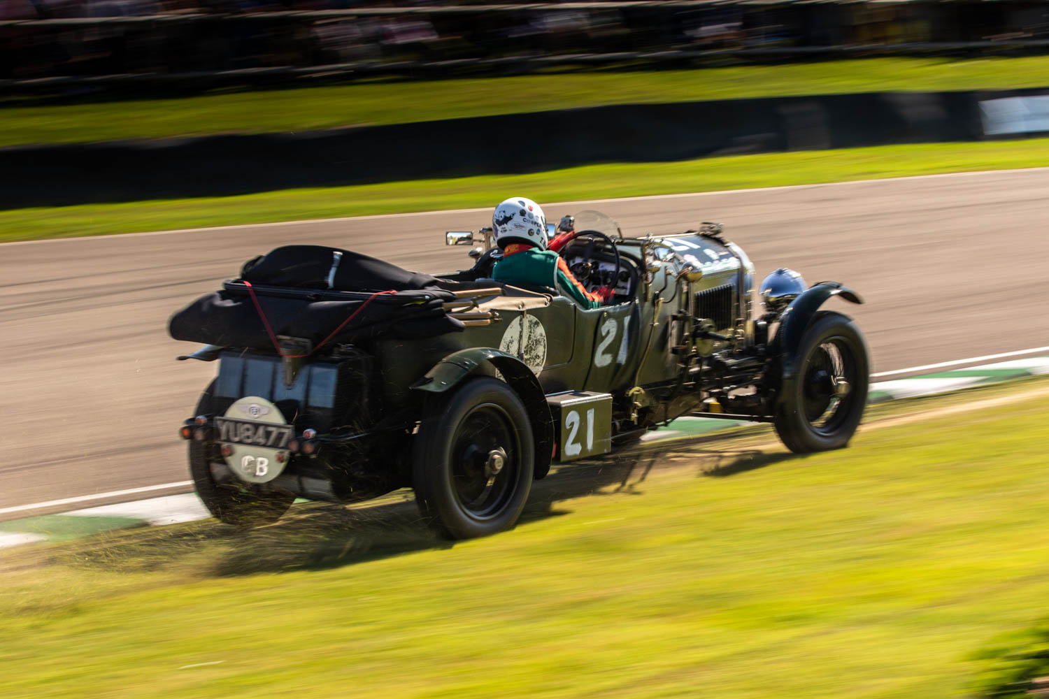 Here's why the Goodwood Revival should be on your bucket list