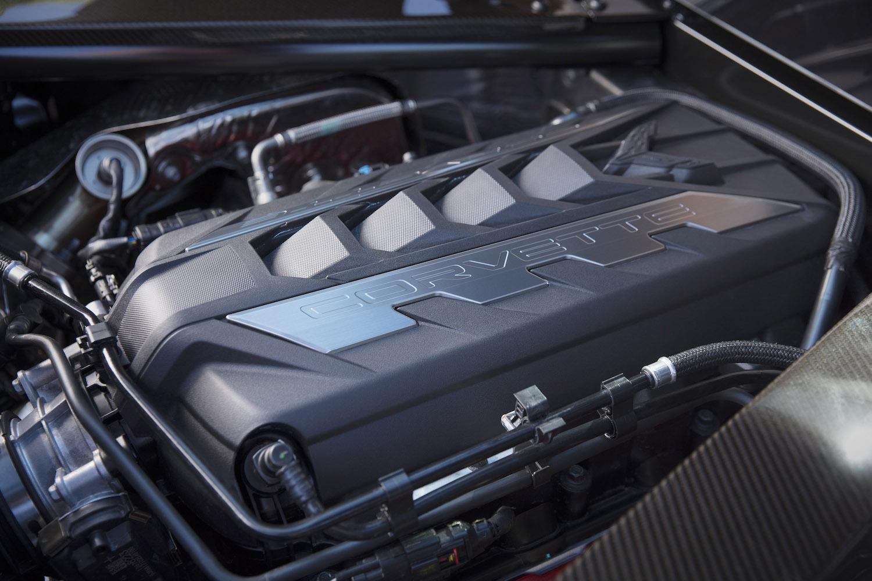 2020 Corvette LT2 Engine