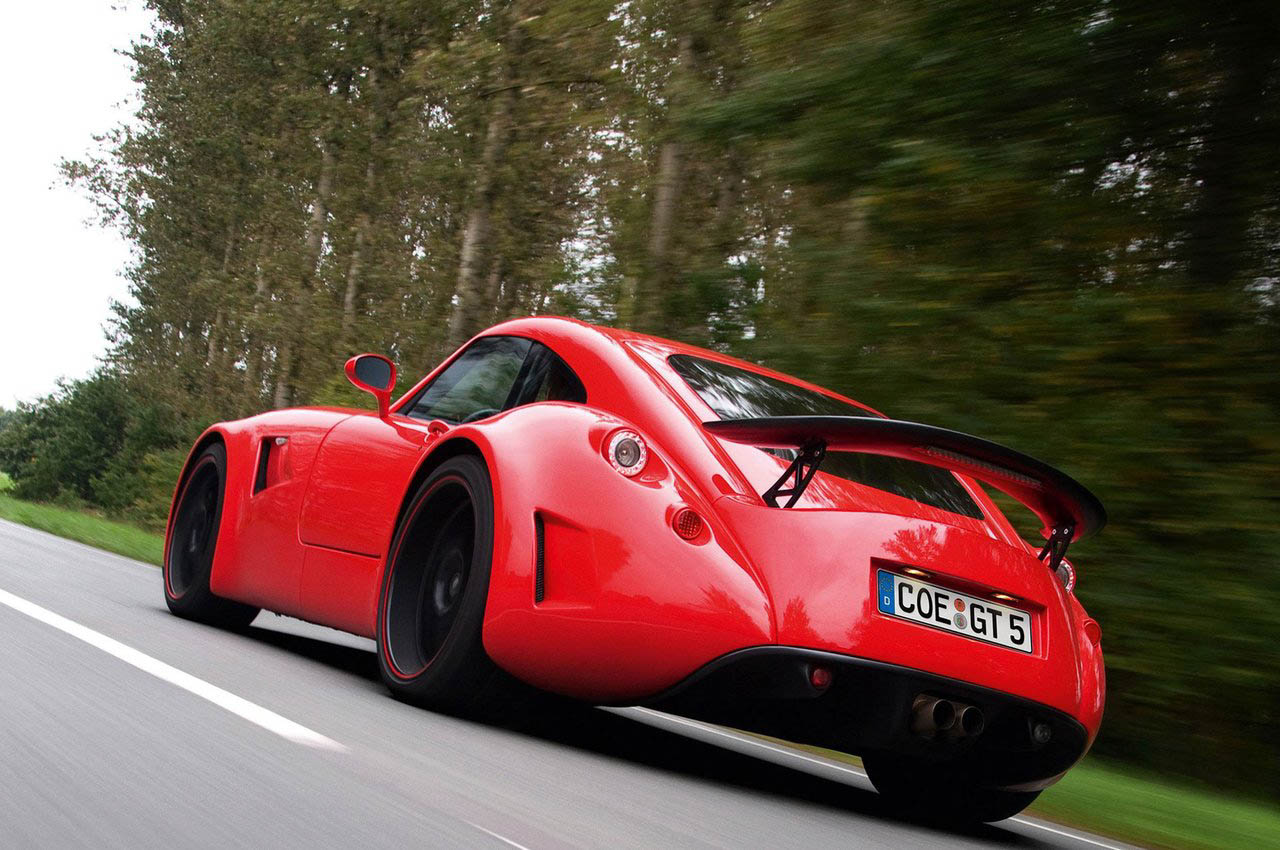Wiesmann is back with the twin-turbo BMW V-8-powered Project Gecko