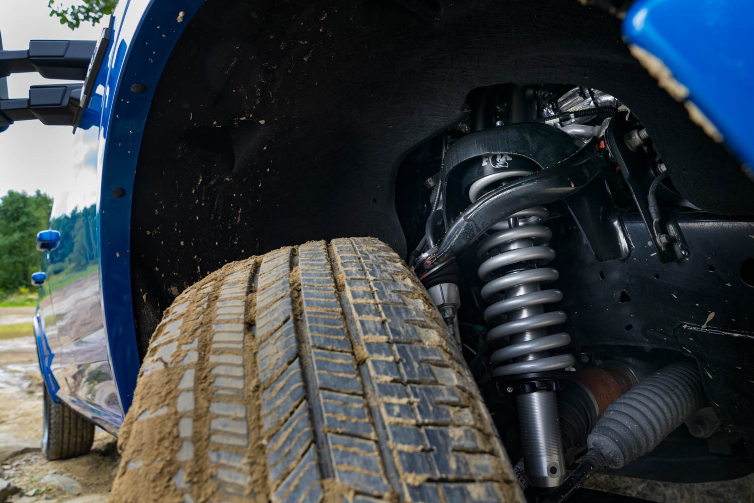 Shock - F-150 View