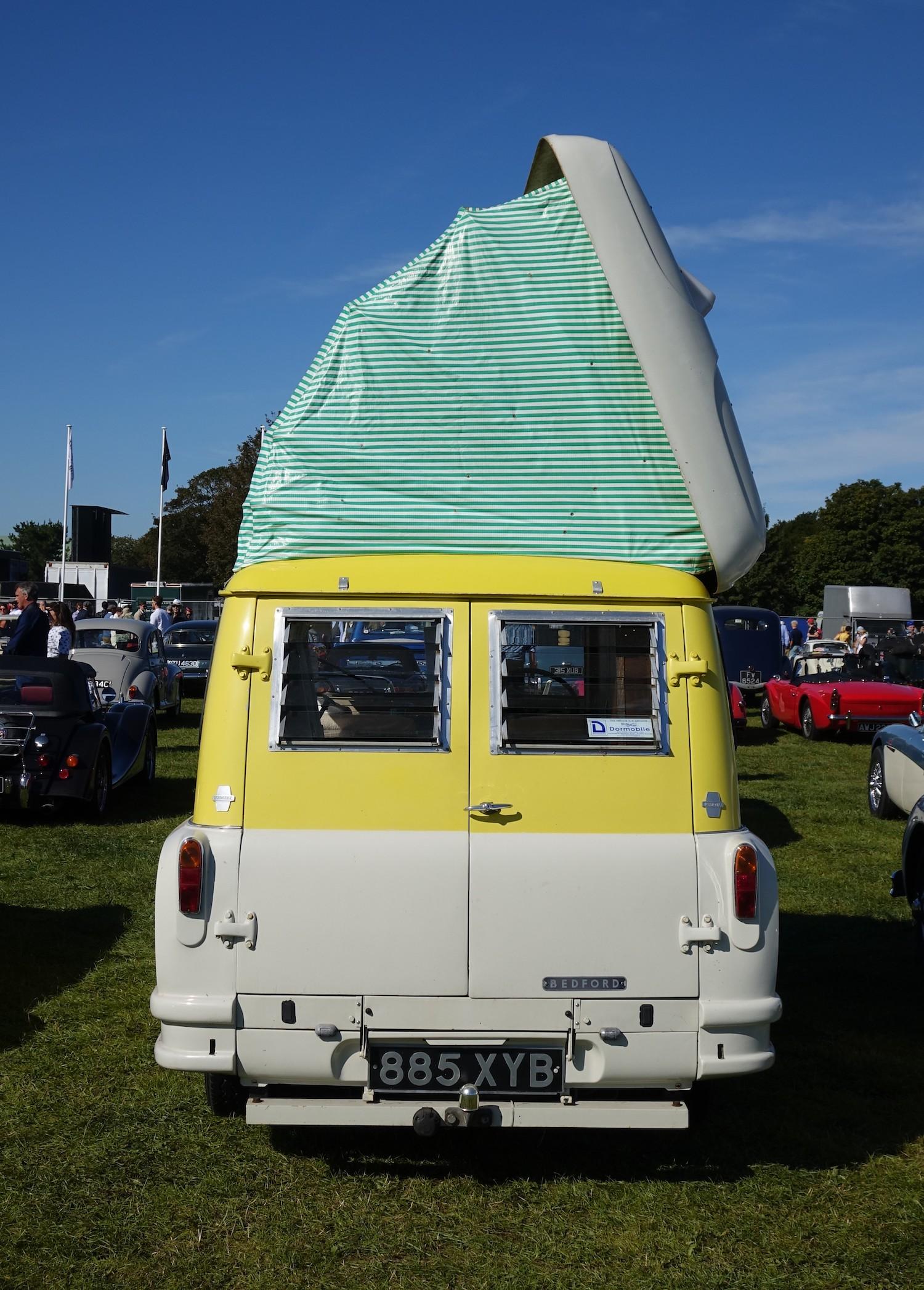 1964 Bedford CA Dormobile Deauville