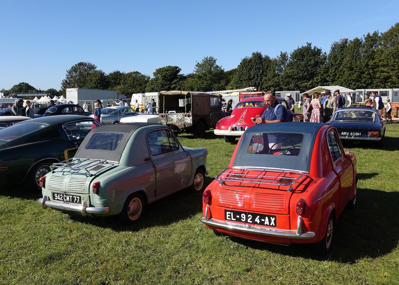 1957–61 Vespa 400 and Vespa 600