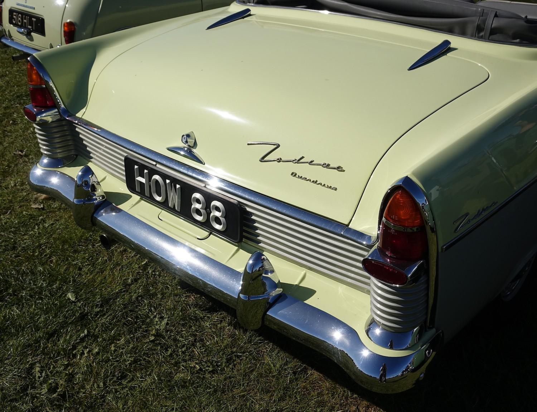1959 Ford Zodiac Mk II
