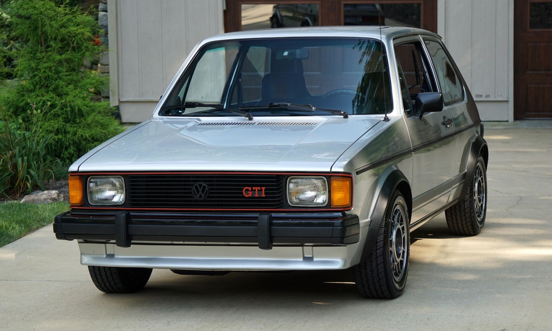 Is an '83 VW Rabbit GTI really worth $33K? thumbnail