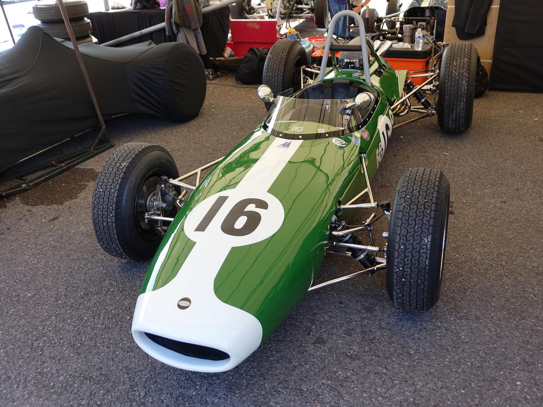 1964 Brabham-Climax BT11