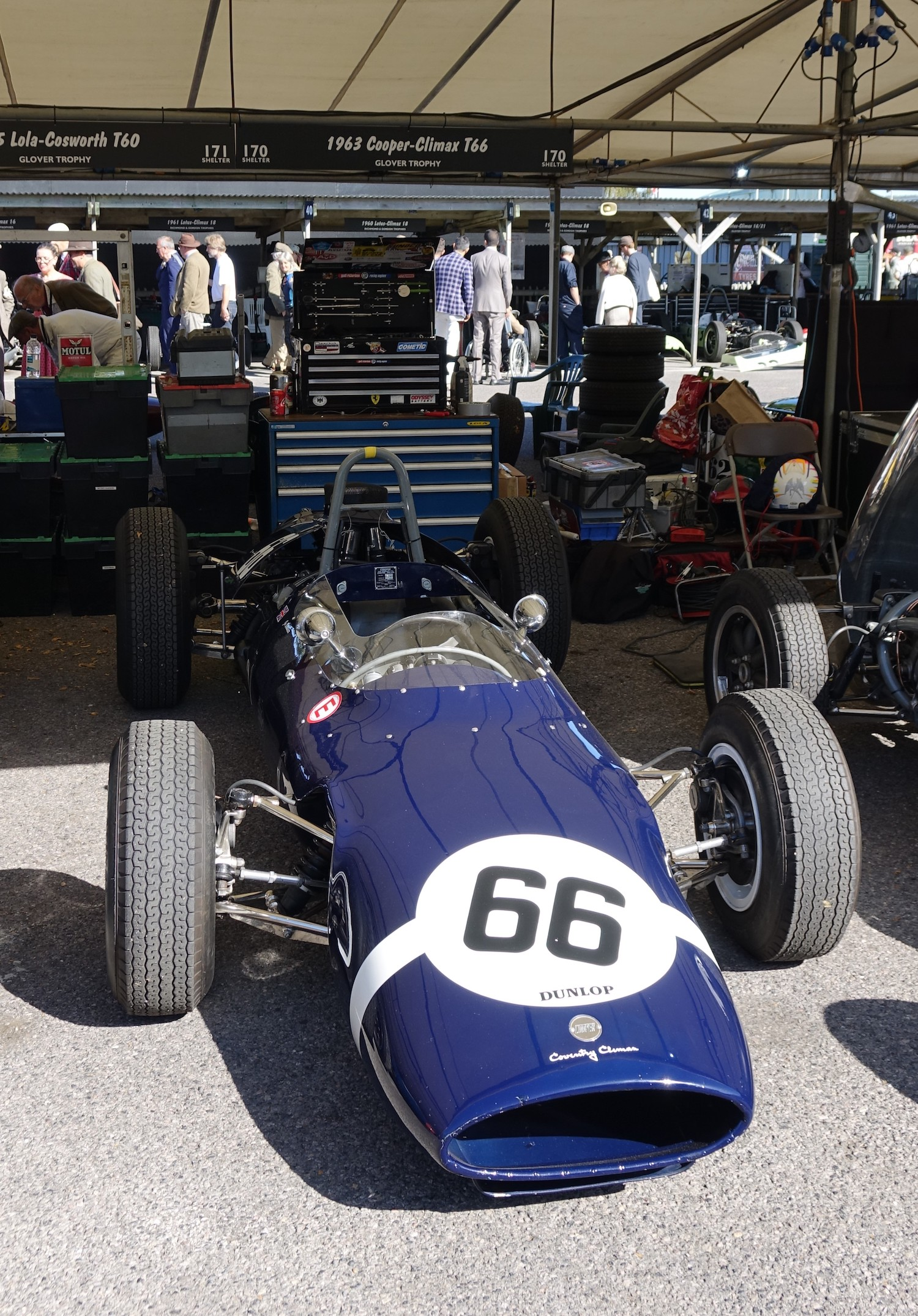 1963 Cooper-Climax T66