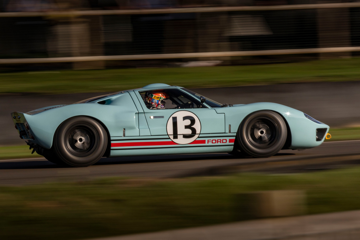 1965 Ford GT40 #13