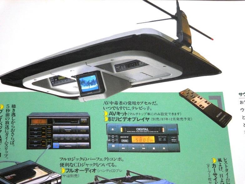 Sony AV Capsule