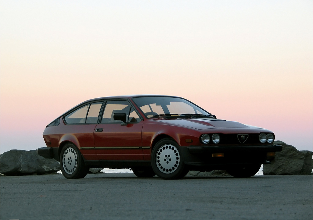 1983 Alfa Romeo GTV6