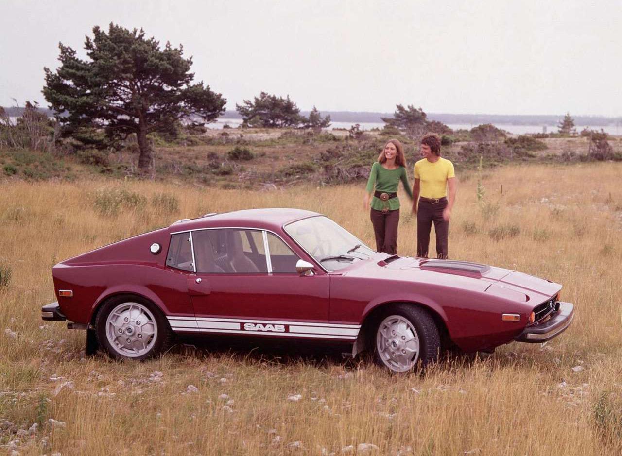1970 Saab Sonett III