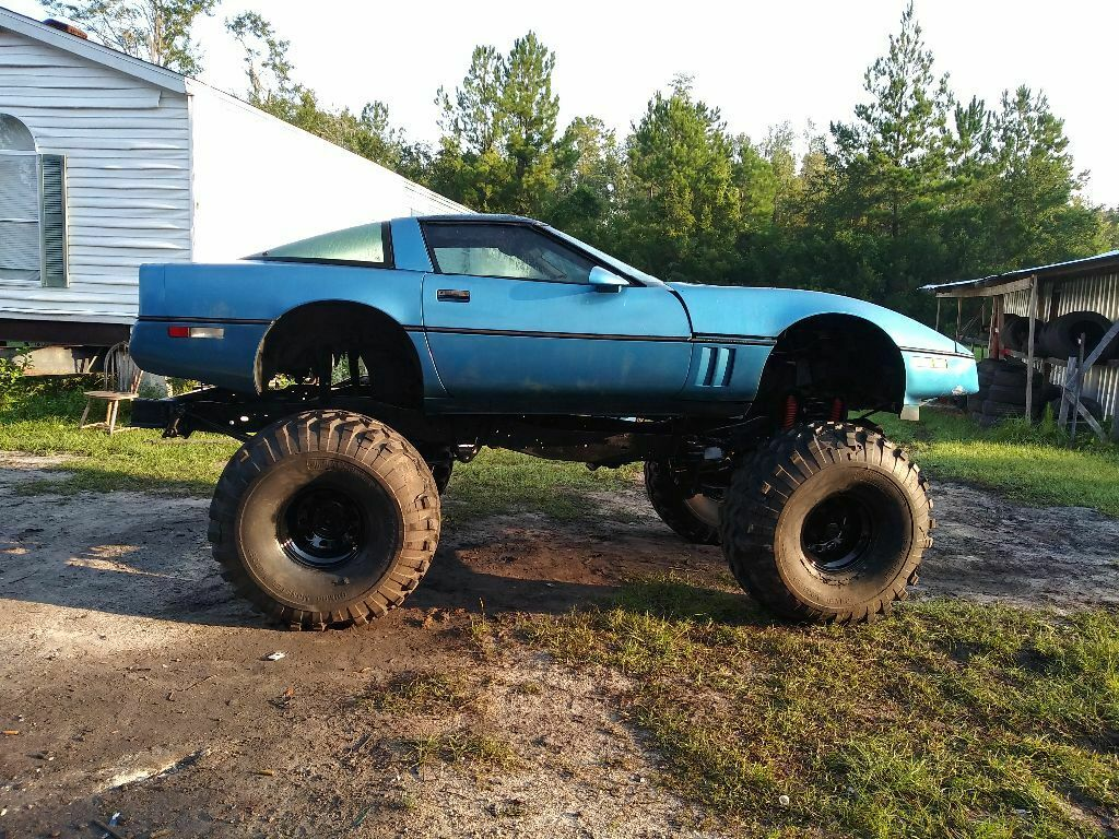 This budget-destroying Corvette project is the 4x4 you definitely need thumbnail