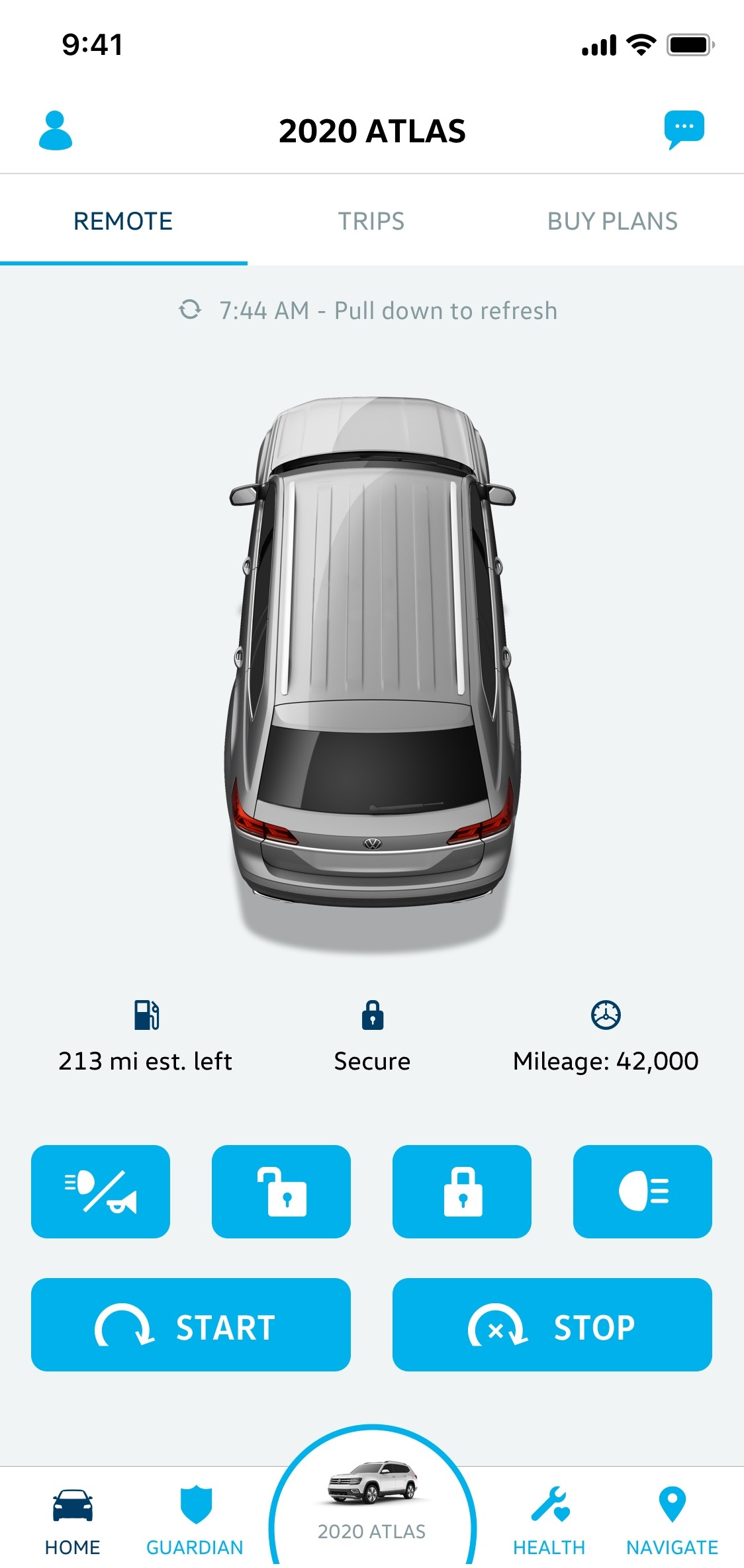 Volkswagen Cross Sport ap