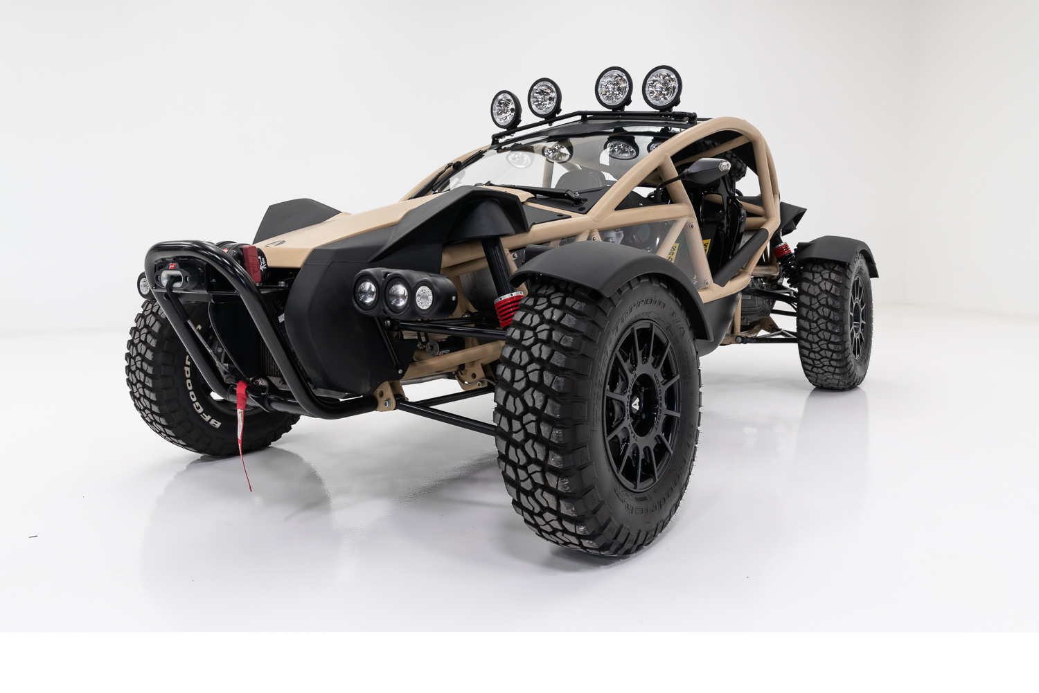 Get lost anywhere with this Ariel Nomad thumbnail