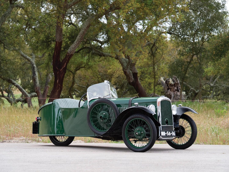 1933 BSA TW33-10