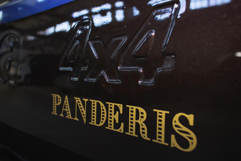 Italia Panderis Panda 4×4 Icon