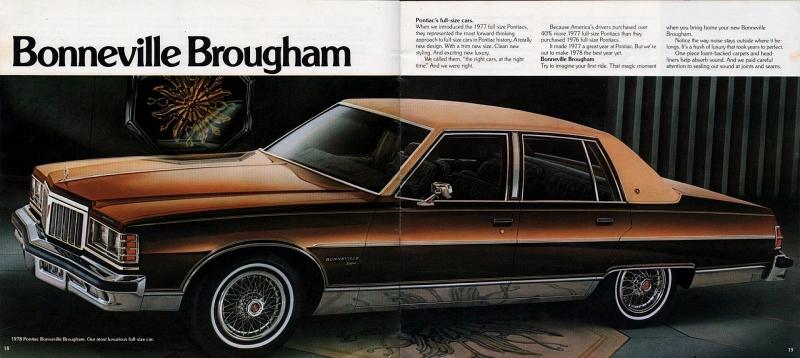 1978 Pontiac Bonneville Brougham