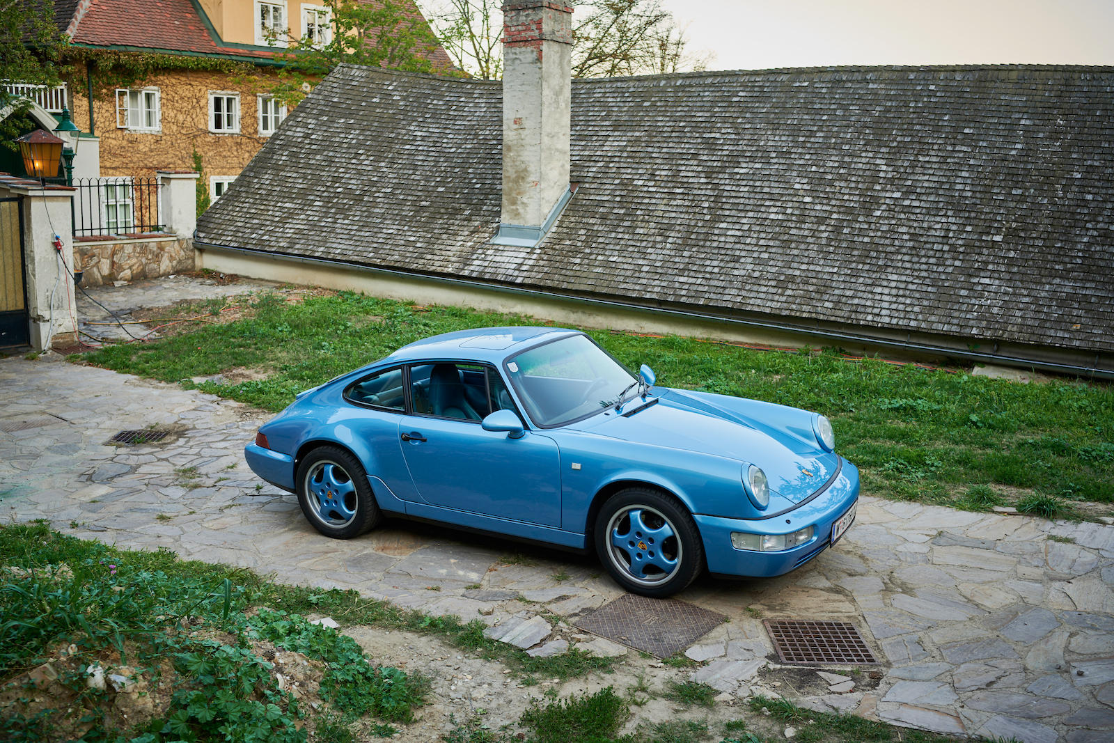1991 Porsche 964 Carrera 2 Coupé