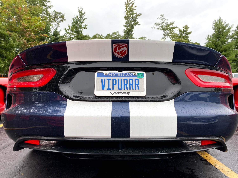 Detroit area Viper club