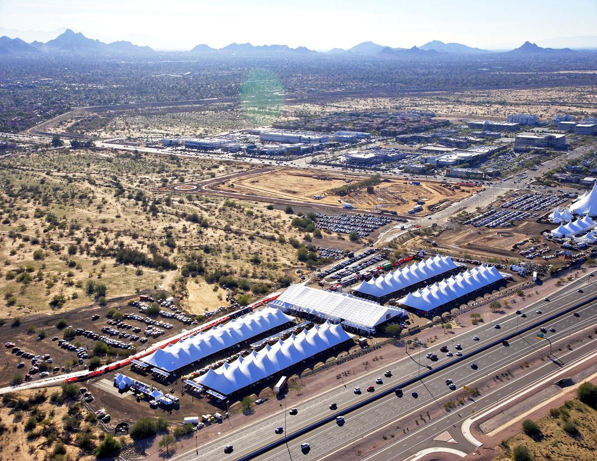 Russo and Steele lands new Scottsdale venue for 2020 thumbnail