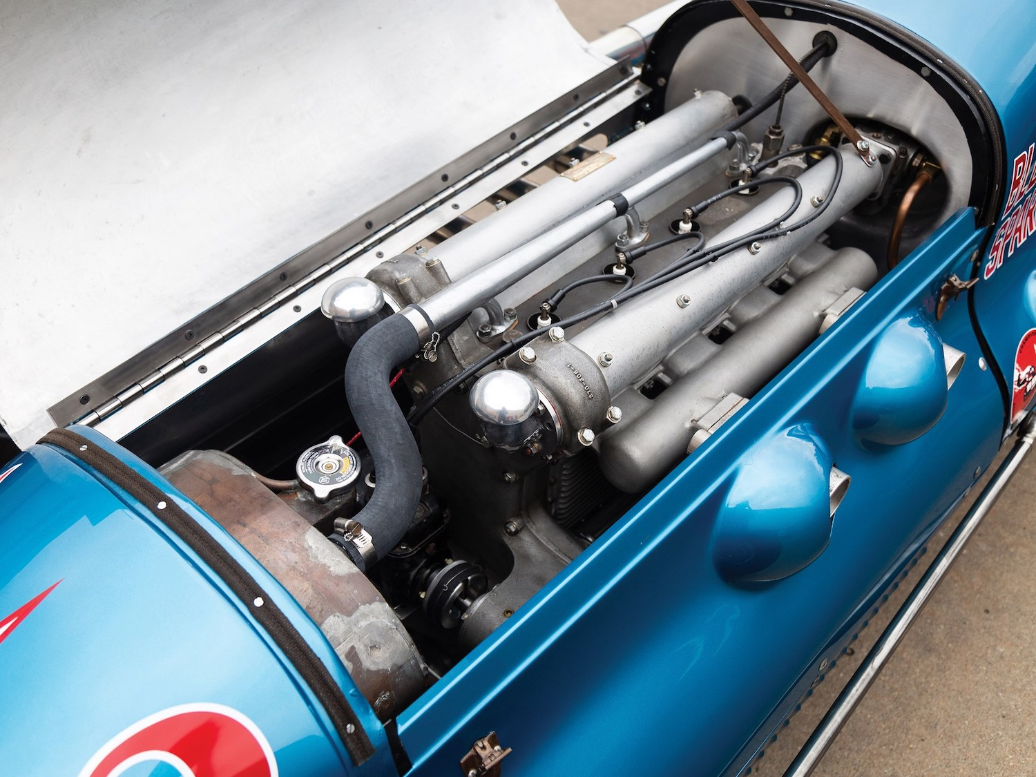 1949 Lesovsky-Offenhauser Indianapolis Blue Crown Special