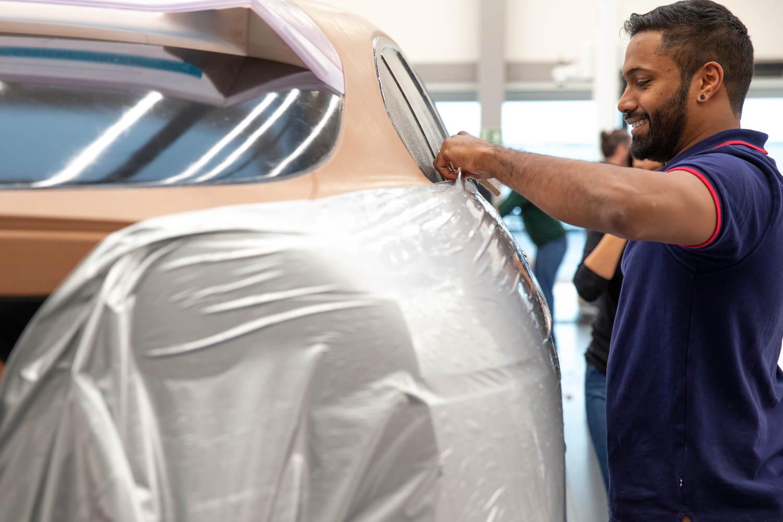Behind The Scenes At Jaguar S New Design Studio Hagerty Media