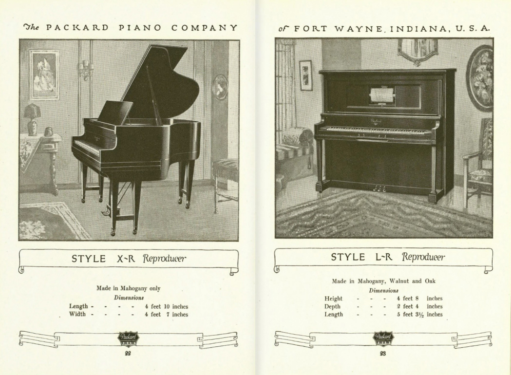 Packard Piano Company