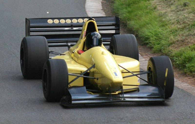 Martin Groves holds the Shelsley Walsh record for fastest time at 22.58 seconds.