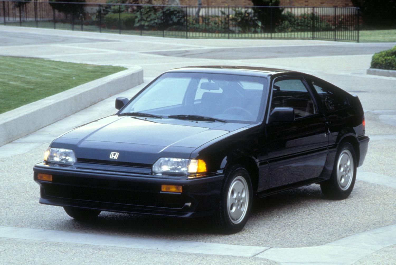 1986 Honda CRX Si