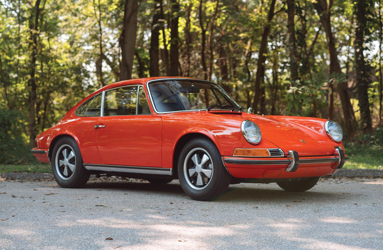 1970 Porsche 911 S Coupe