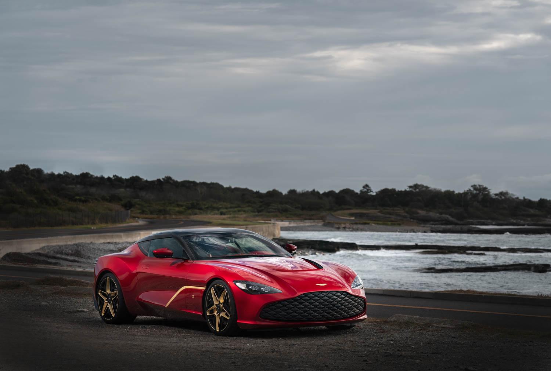 Aston Martin DBZ Centenary Collection