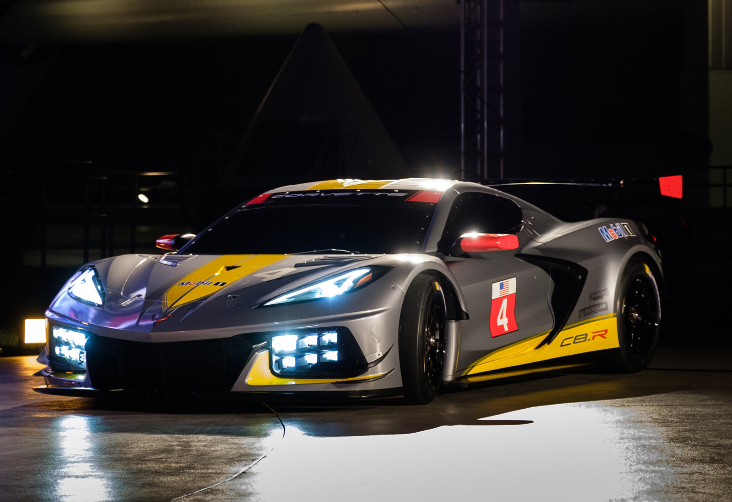 Six ways the Corvette C8.R differs from the production 2020 Stingray thumbnail