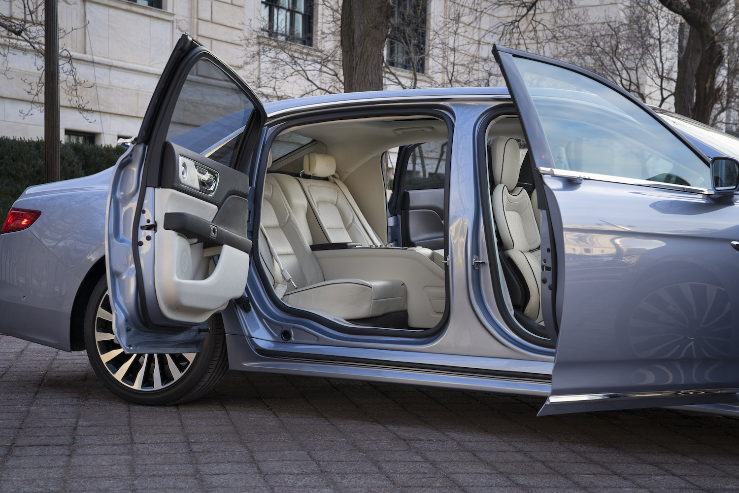 80th Anniversary Lincoln Continental Coach Doors