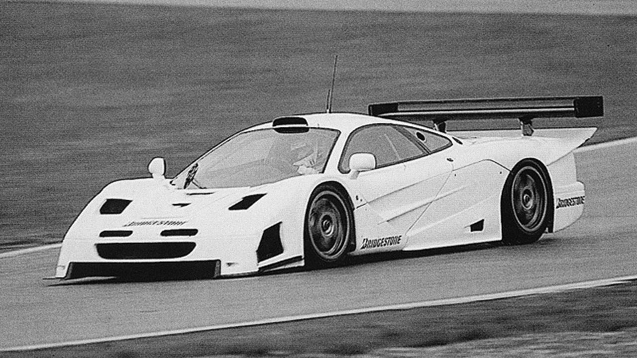 Mercedes-Benz CLK McLaren