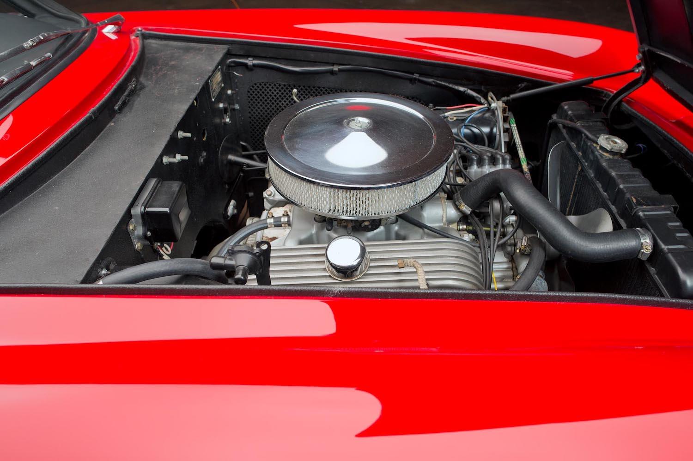 1963 Apollo 3500 GT Coupe