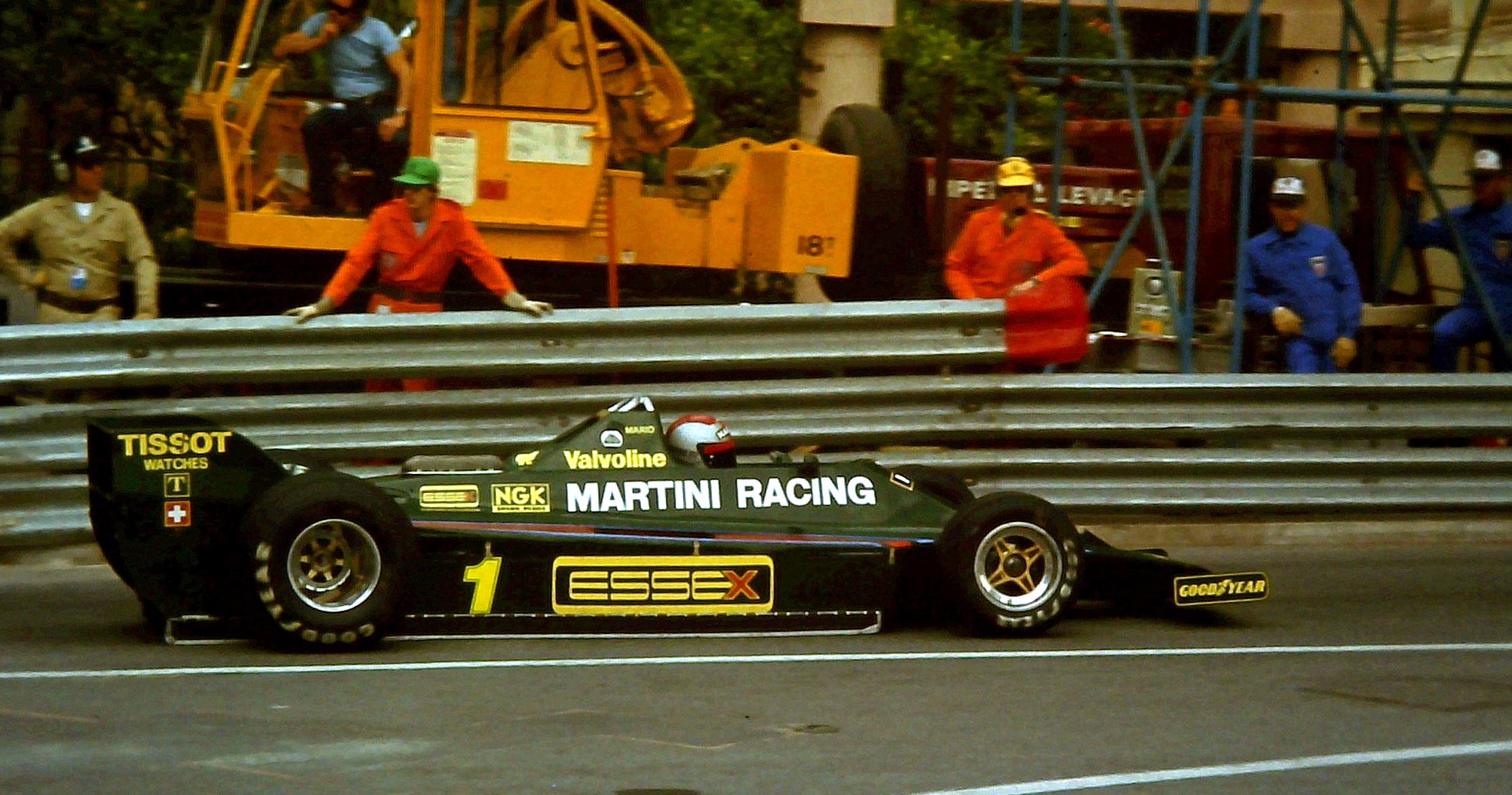 Andretti 1979 Monaco GP