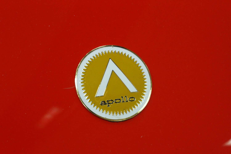 Apollo badge