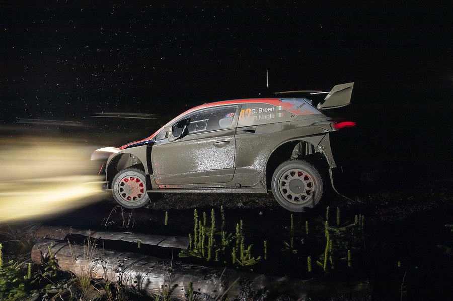WRC-spec Hyundai i20