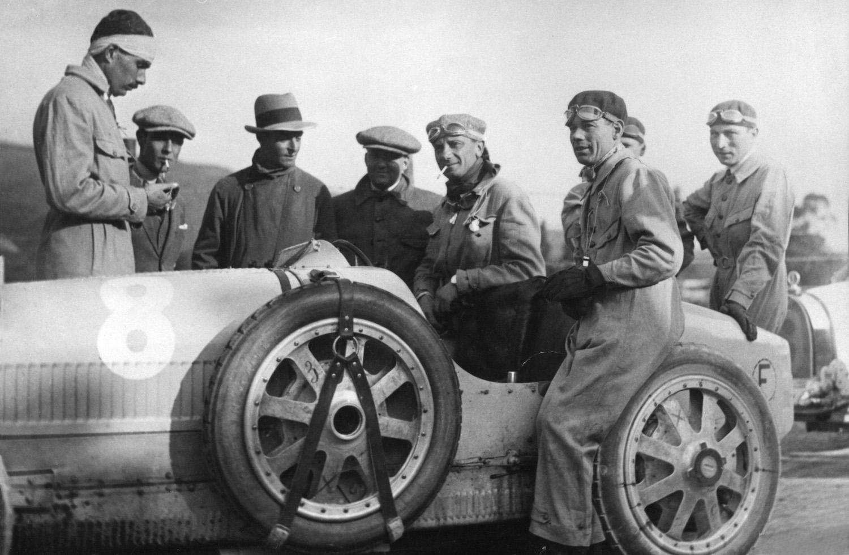 Ettore Bugatti made alloy wheels a thing thumbnail