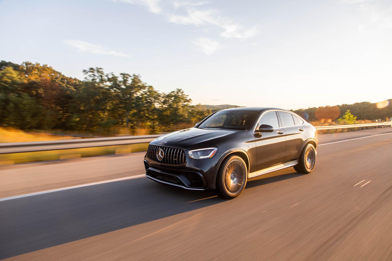 2020 Mercedes-Benz GLC-class
