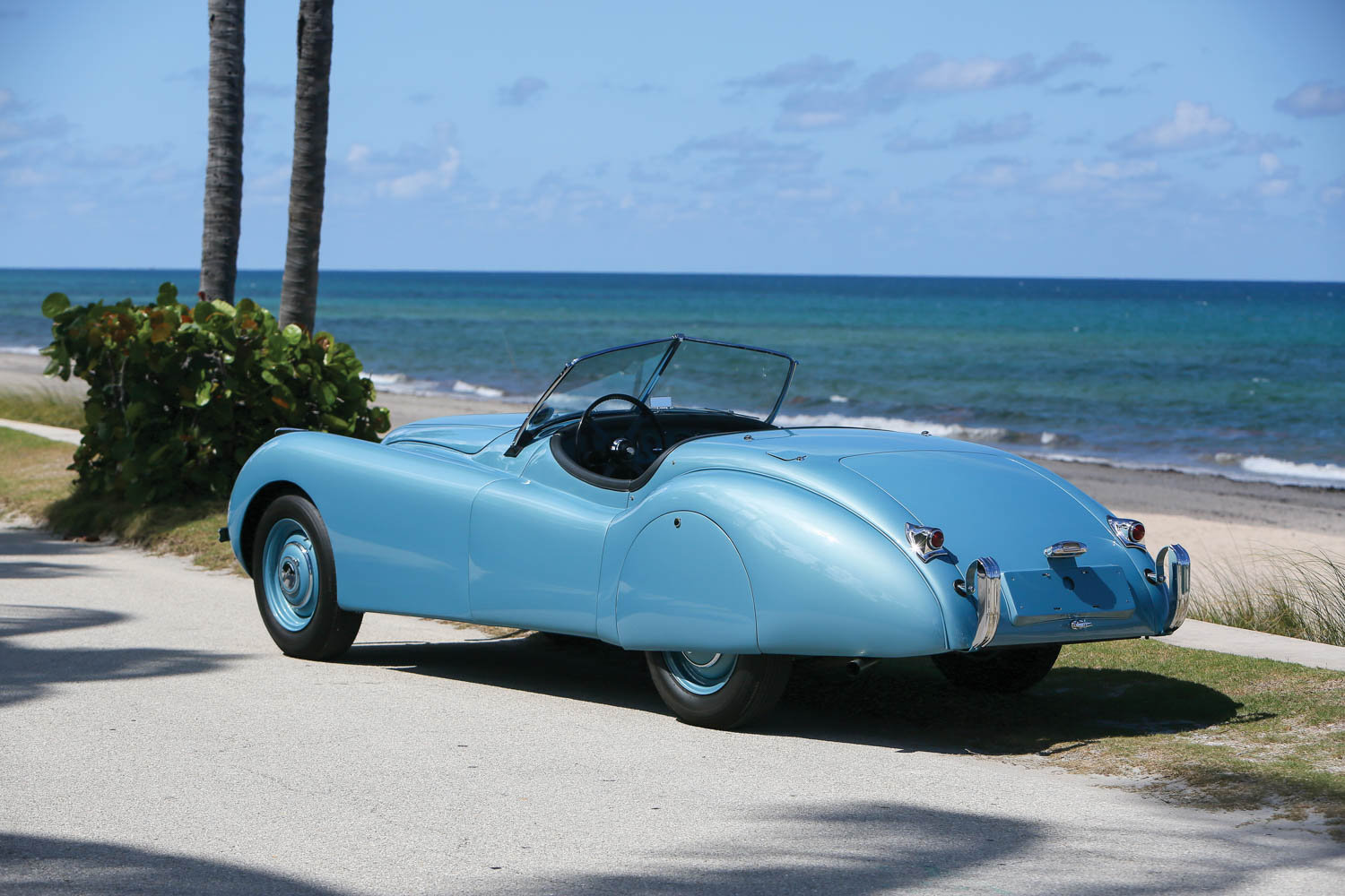 Jaguar XK120 prices may be down, but the car's intrinsic value remains sky-high   Hagerty Media