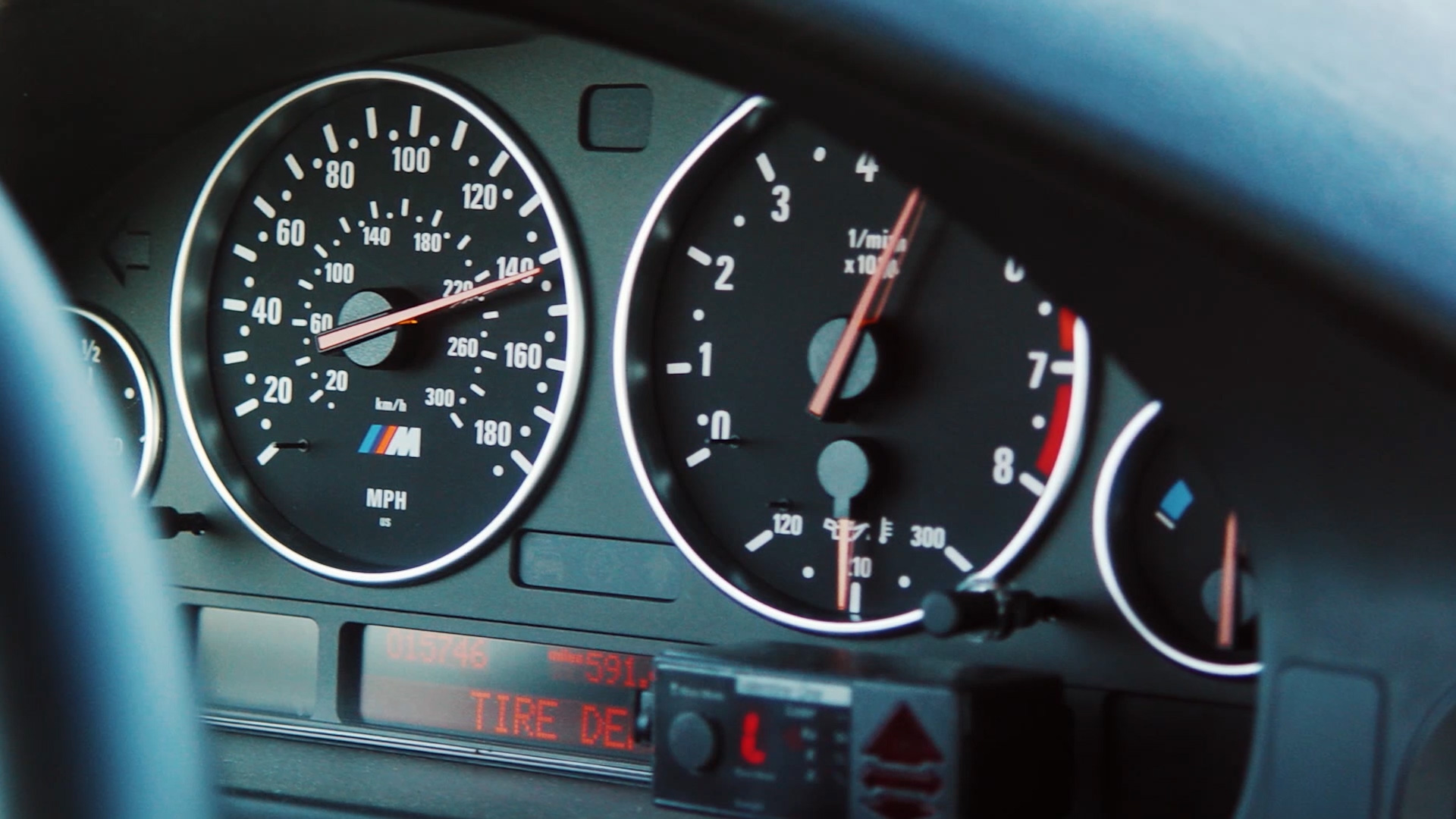 APEX: The Secret Race Across America BMW